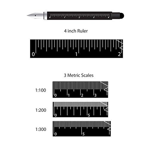 Monteverde USA One Touch Tool Pen, Fountain Pen, Black (MV35232) Photo #2