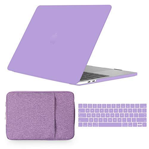 iLeadon MacBook Air 13 Inch Case Bundle Compatible Older Mod