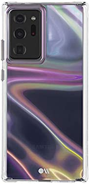 Case-Mate - Case for Samsung Galaxy Note 20 Ultra 5G - SOAP Bubble w/Micropel - 10 Ft Drop Protection - 6.9 -