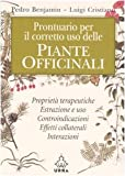 Piante officinali prontuario...