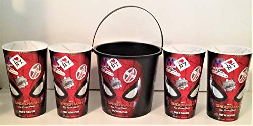 Spider-Man: Far From Home Movie Theater Exclusive 130/44 oz Family Pack
