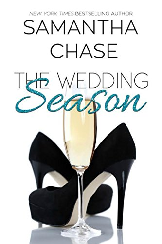 Always a bridesmaid and never a bride Tricia has hooked her best friend Sean to save her from humiliation and be her wedding date. The only problem? He sent his very hot older brother… The Wedding Season: An Enchanted Bridal Prequel by Samantha Chase