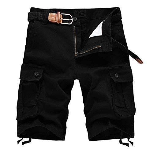 MCSZG Shorts HommesPlaid BeachCasual Camo Camouflage Shorts Military Short Pants Male Bermuda Cargo Salopette 1