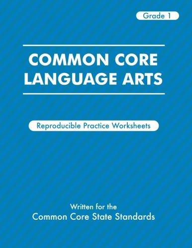 Amazon.com: Common Core Language Arts Grade 1 (9780615514291 ...