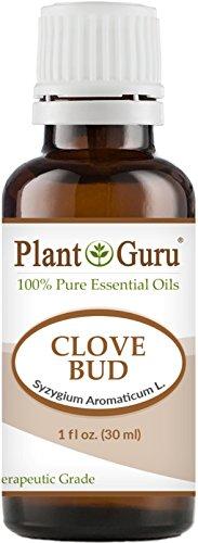 Clove Bud Essential Oil 1 oz / 30 ml 100% Pure Undiluted Therapeutic...