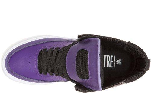 Supra Männer Spitzenschuhe Kondor hohe Purple Spectre Black Durch White rUPqAw4xr