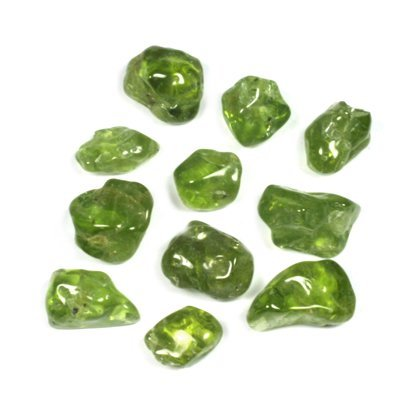 Peridot Mini Tumble Stones