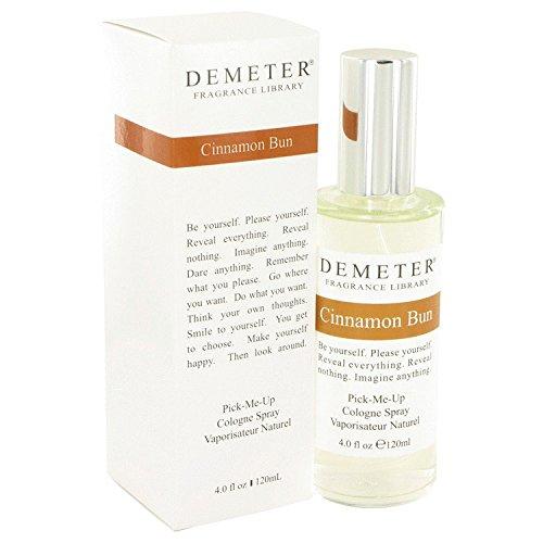 Demeter Cinnamon Bun Cologne Spray for Women, 4 Ounce