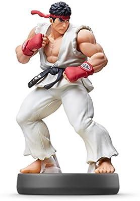 Amazon com: Ryu amiibo (Super Smash Bros Series): nintendo wii u