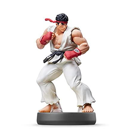 Ryu amiibo (Super Smash Bros Series)