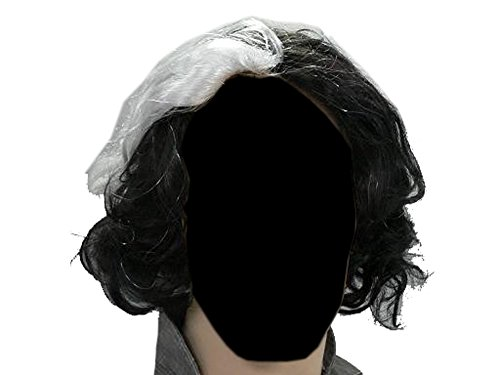 Sweeney Todd Adult Hair