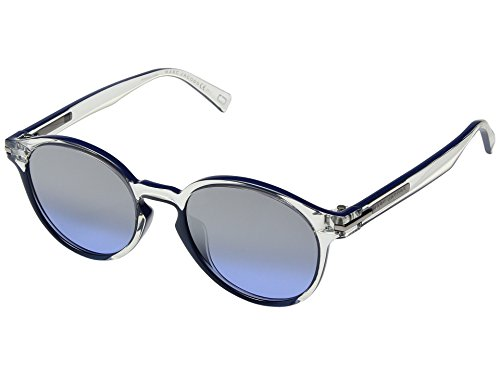 Marc Jacobs Women's MARC 224/S Crystal Blue/Smoke Mirror Gradient One - Marc Jacobs Mirror