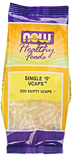 Foods Vcaps Empty Capsules 300 Count