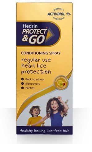 Hedrin Protect & Go Conditioning Spray 120ml (2 packs)
