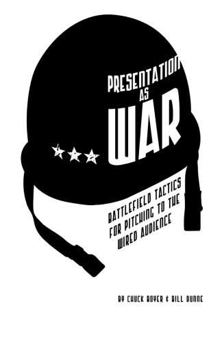 Presentation as War: Battlefield Tactics for Pitching to the Wired Audience