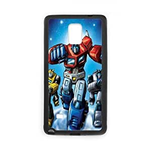 Transformers Transformers Samsung Galaxy Note 4 Cell Phone Case Black Exquisite gift (SA_595066)