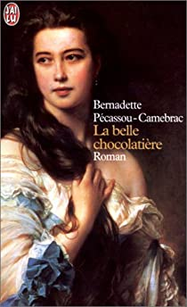 La belle chocolatière par Pécassou-Camebrac