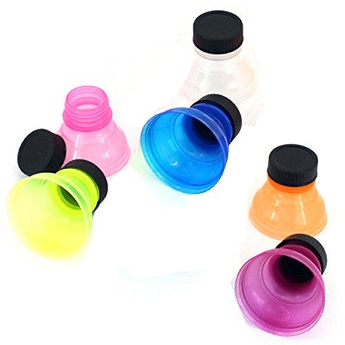 Lot de 6/1set Tops à clipser Soda Pop spécialement peut Bouchons de bouteille réutilisable