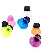 6 stuks / 1 set tops snap on pop soda caps bijzonder herbruikbaar, 6 stuks / 1 set tops snap on pop soda fles kan capsules fles
