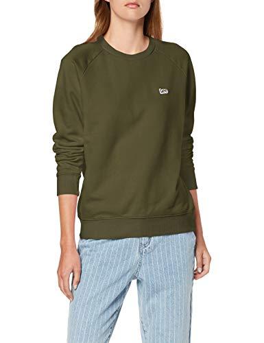 Lee PLAIN CREW NECK SWS dames sweater