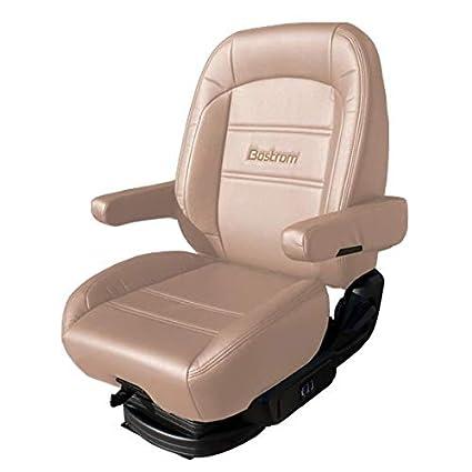 Amazon com: Bostrom Pro Ride Low-Profile Mid-Back Seat - Tan