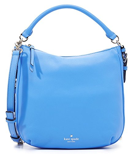 New York Small Hobo (Kate Spade New York Women's Small Ella Bag, Alice Blue, One Size)