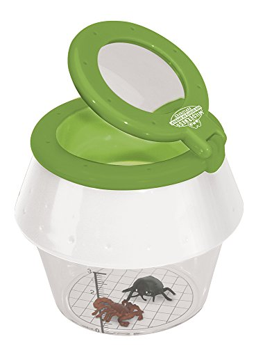 Kid Galaxy Boy Scouts of America Toy Bug Viewer-Observe, Examine, and Learn About Bugs, Insects and Creepy Crawlers! Introduces Children to Science Experiments and Educational Toys