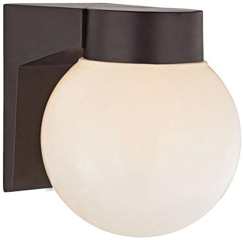 Cornerstone Lighting 9201EW/75 1 Light Outdoor Wall Sconce, Oil Rubbed Bronze