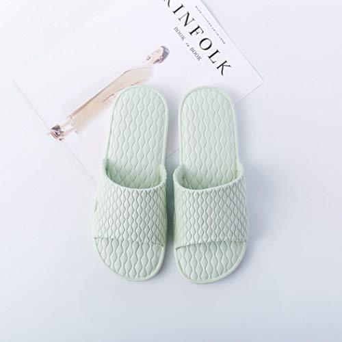 Wuyiti Donna Wuyiti Pantofole Pantofole Donna Green Green Wuyiti SWqxO74P