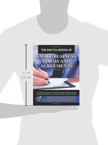 The Encyclopedia of Small Business Forms and Agreements: A ...