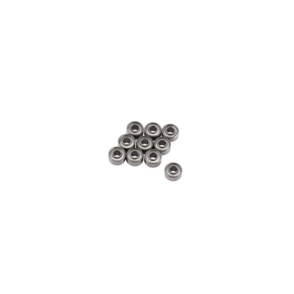 693ZZ Miniature Roulements 3 * 8 * 4mm Double Protégé Roulement 10pcs / ensemble