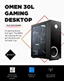 OMEN 30L Gaming Desktop PC, NVIDIA GeForce RTX 3080