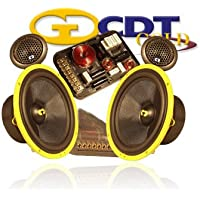 Es-620 Gold - CDT Audio 6.5 Gold Series Component System
