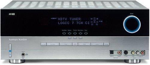 (Harman Kardon AVR 240 7.1-Channel A/V Receiver, Silver (Discontinued by Manufacturer))
