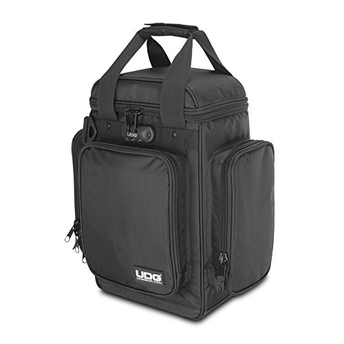 UDG U9023BL/OR Small Producer Bag - Black/Orange Serato Laptop Bag