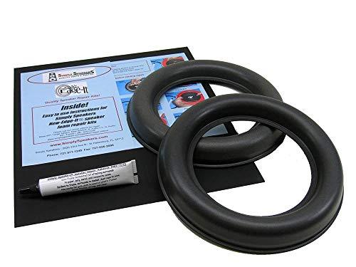 """JL Audio 8W7 Speaker Foam Edge Repair Kit, 8"""", 8W7, Extra Wide Roll, FSK-8JL-W7 (Pair)"""