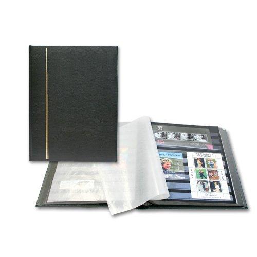 Classeur en cuir pour collection de timbres 120S S A F E
