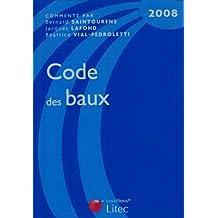 CODE DES BAUX 2008 6ÈME ÉDITION