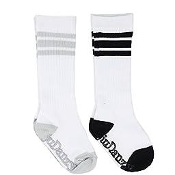 juDanzy knee high tube socks for boys, girls, baby, toddler & child (2-4 Years, Surprise Baby)