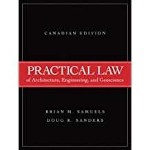 Practical Law of Architecture, Engineering, and Geoscience, Canadian Edition