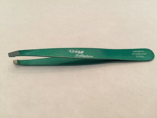 Unique Edge Professional Slant Tip Tweezer 4
