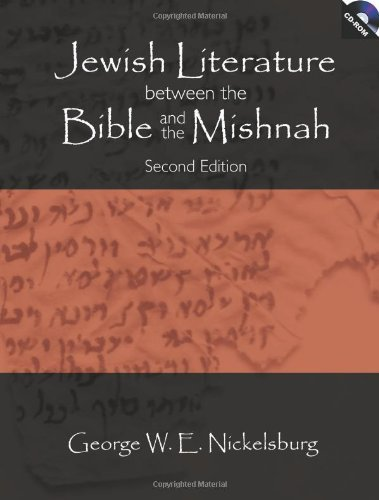 Jewish Literature Between The Bible And The Mishnah  A Historical And Literary Introduction  English Edition