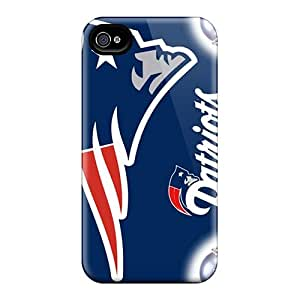 First-class Cases Covers For Iphone 6 Dual Protection Covers New England Patriots Hd