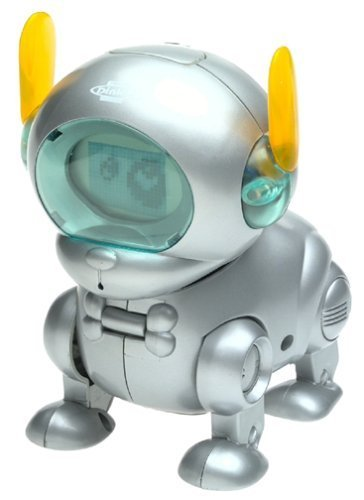 Amazon.com: Tekno Dinkie Dog Robot: Toys & Games