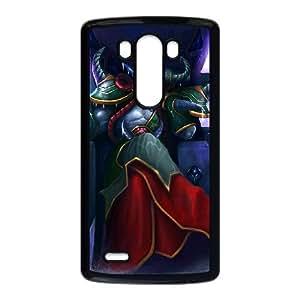 LG G3 Cell Phone Case Black League of Legends Festival Kassadin UVW0568892