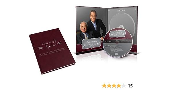 Lessons of a Lifetime, Volume I: Amazon.es: Jim Rohn,Darren ...