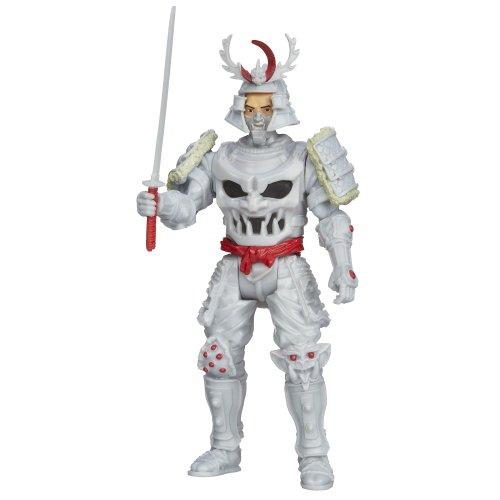Marvel Wolverine Action Figure Sword Slash Silver Samurai 3.75 (Silver Samurai Marvel)