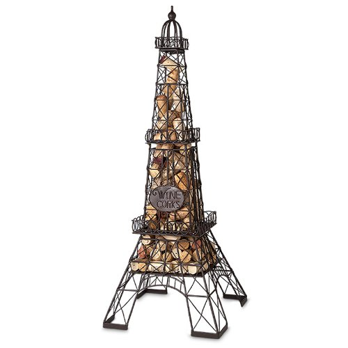 Epic Products Cork Cage, 25-Inch, Eiffel Tower]()
