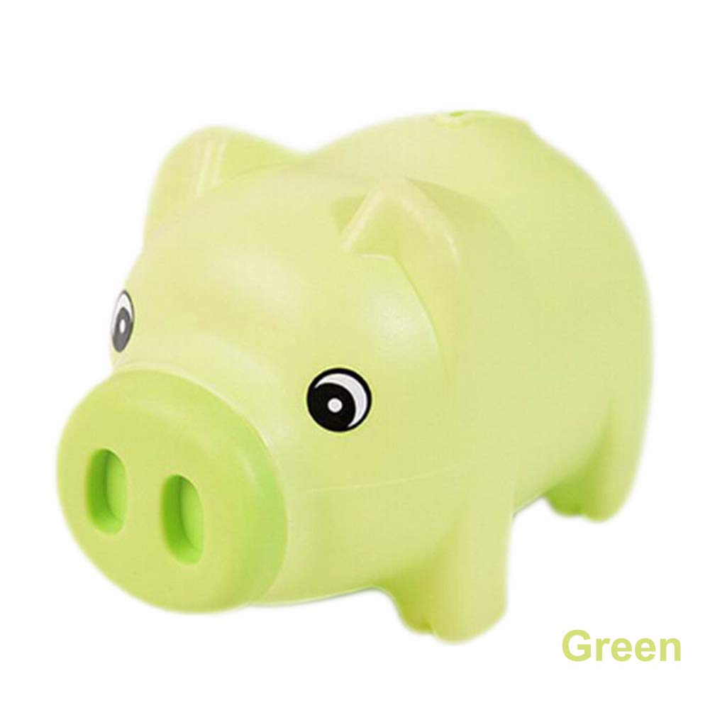 L-DiscountStore Salvadanaio Animale in plastica Salvadanaio salvadanaio in plastica per Bambini