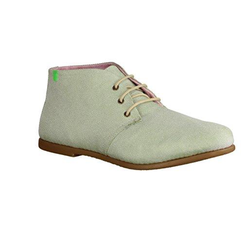 El Naturalista Botines Croche N948 verde Green